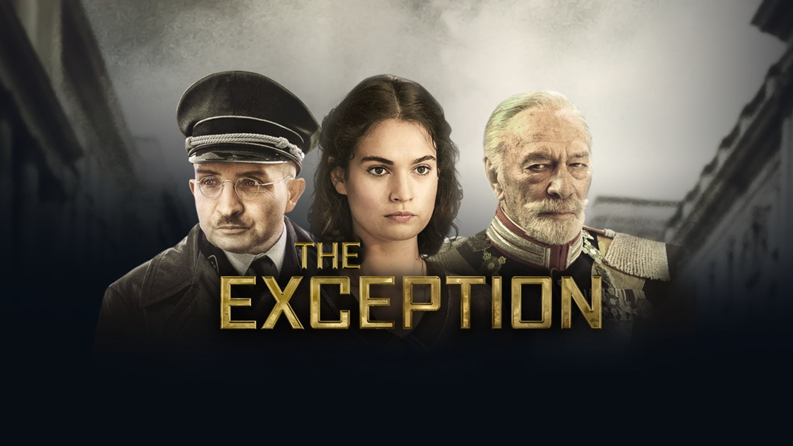 The Exception on Apple TV