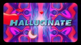 Hallucinate (Lyric Video) Dua Lipa Pop Music Video 2020 New Songs Albums Artists Singles Videos Musicians Remixes Image