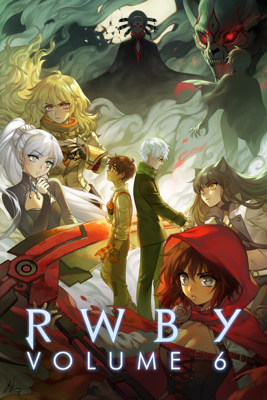 RWBY: Volume 6 - Kerry Shawcross