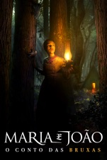 Capa do filme Maria e João: O Conto das Bruxas