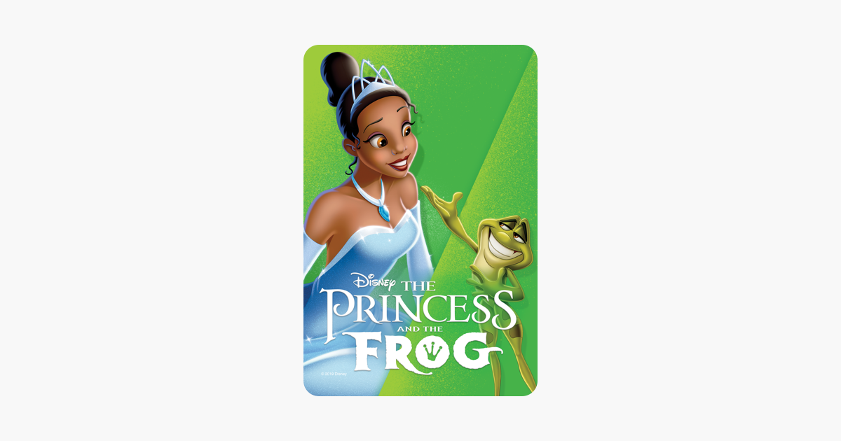 The Princess And The Frog On Itunes