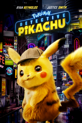 Resultado de imagen para Pokémon Detective Pikachu (2019)