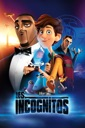 Affiche du film Les Incognitos