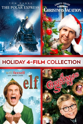 Poster for Essential Holiday 4-Film Collection