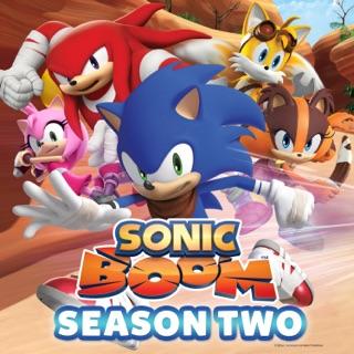 Sonic Boom, Season 1 on iTunes