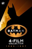 Batman 4 Film Collection (iTunes)