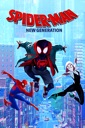 Affiche du film Spider-Man : New Generation