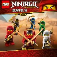 LEGO Ninjago - Meister des Spinjitzu - Der Tornado der Schpfung artwork
