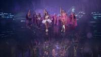 Lady Gaga & Ariana Grande - Rain On Me artwork