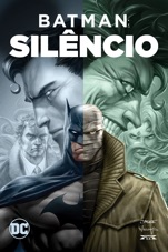 Capa do filme Batman: Silêncio