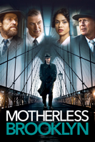 Edward Norton - Motherless Brooklyn artwork