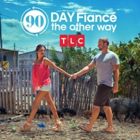 90 Day Fiance: The Other Way, Season 1 - Shattered Dreams Reviews