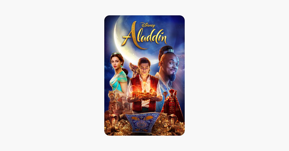 Aladdin on iTunes
