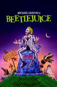 Beetlejuice - Tim Burton Cover Art