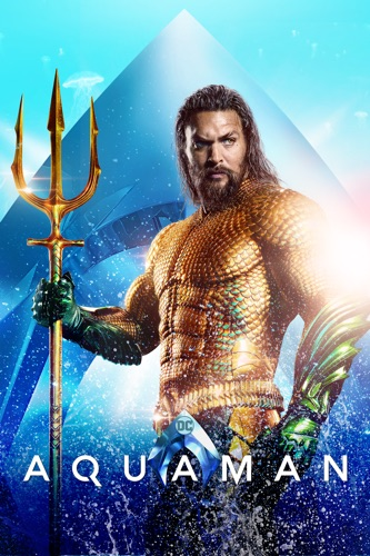 Aquaman (2018) movie poster