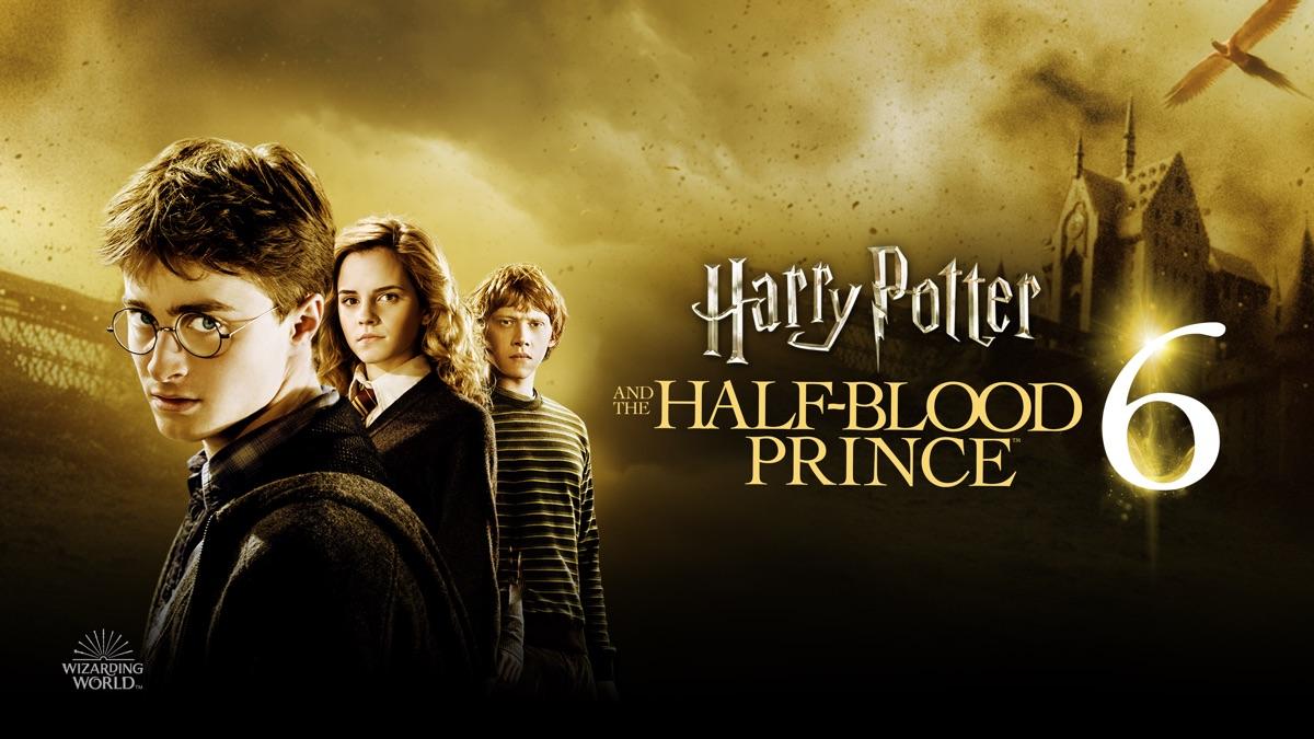 Harry Potter Und Der Halbblutprinz Apple Tv