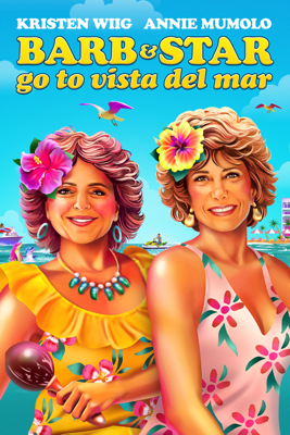 Barb and Star Go to Vista Del Mar Watch, Download