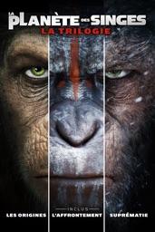 La Planète des Singes : La Trilogie