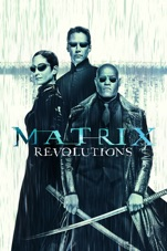 Capa do filme The Matrix Revolutions