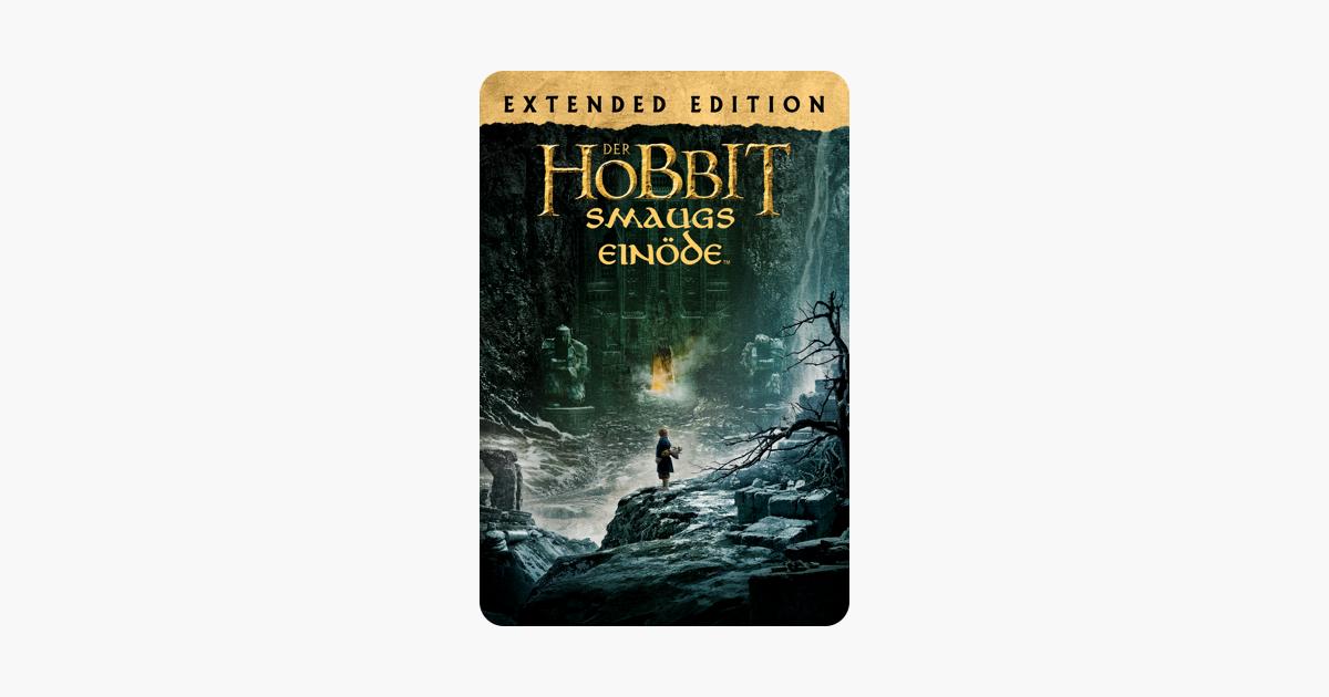 Der Hobbit Smaugs Einöde Extended Edition