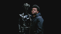 Gesaffelstein & The Weeknd - Lost in the Fire (Official Video) artwork