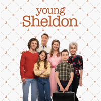 Young Sheldon - A Box of Treasure and the Meemaw of Science artwork