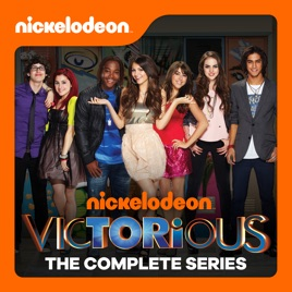‎Victorious, The Complete Series