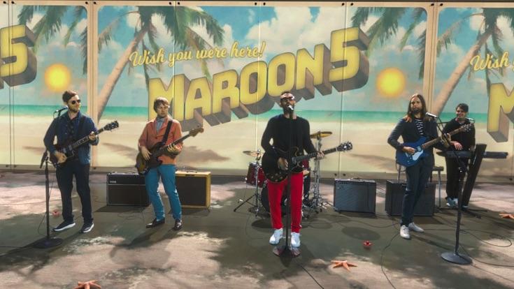 Maroon 5 – Three Little Birds [iTunes Plus M4V – Full HD] | iplusall.4fullz.com