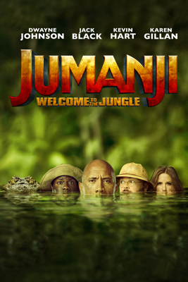 Jumanji: Welcome to the Jungle HD Download