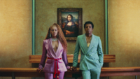 THE CARTERS - APESHIT artwork