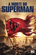Capa do filme A Morte do Superman