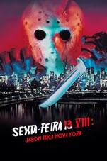 Capa do filme Friday the 13th, Part VIII - Manhattan