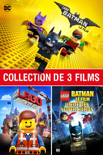 LEGO Collection de 3 films - A Film Collection on iTunes