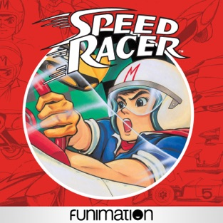 Speed Racer: The Complete Series (1967, Digital HD Anime TV Show)