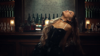 Ariana Grande breathin music review