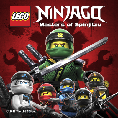 LEGO Ninjago: Masters of Spinjitzu, Season 8 HD Download