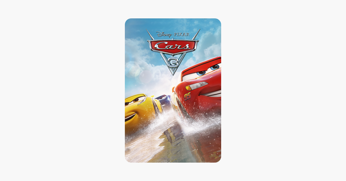 Cars 3 on iTunes