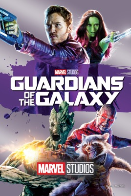 Guardians of the Galaxy on iTu...