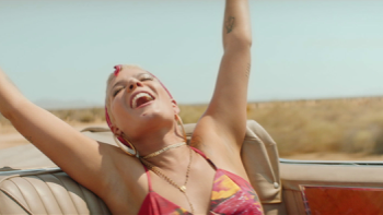 Halsey Bad At Love music review