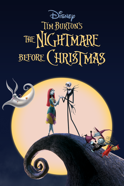 the nightmare before christmas on itunes