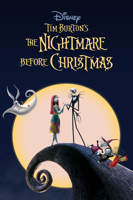 Henry Selick - The Nightmare Before Christmas artwork
