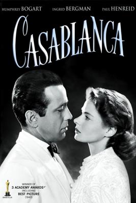 Michael Curtiz - Casablanca illustration
