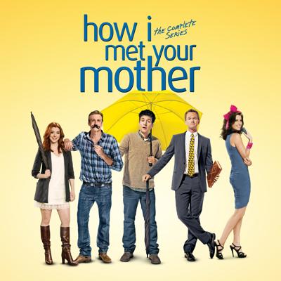How I Met Your Mother, Complete Series - How I Met Your Mother