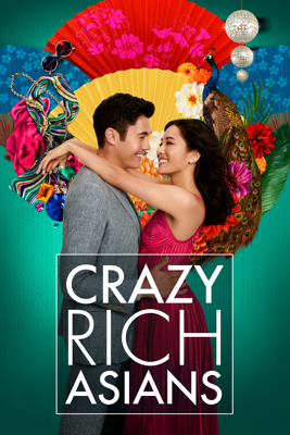 Jon M. Chu - Crazy Rich Asians  artwork