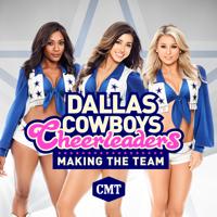 Dallas Cowboys Cheerleaders: Making the Team - Leave It All On The Dance Floor artwork