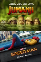 Jumanji: Welcome to the Jungle / Spider-Man: Homecoming (iTunes)