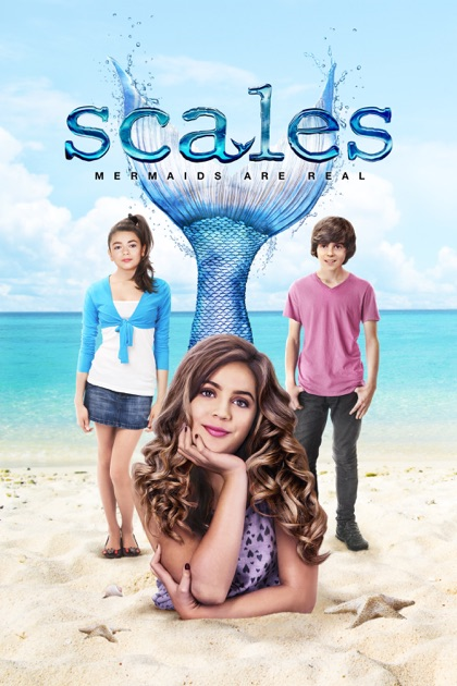 scales mermaids are real on itunes