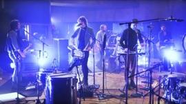 Shoulders (The Live Room Sessions at RCA Studio A)