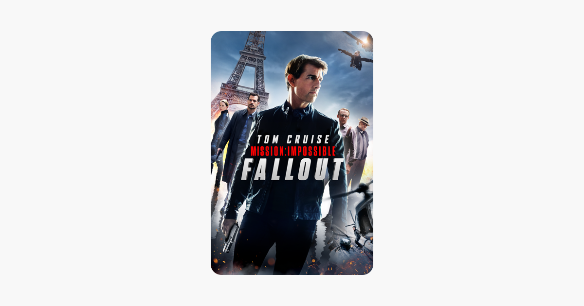 Mission Impossible Fallout on iTunes