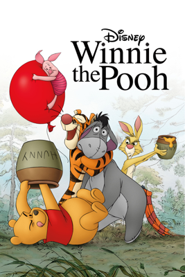 Stephen John Anderson & Don Hall - Winnie the Pooh (2011)  artwork